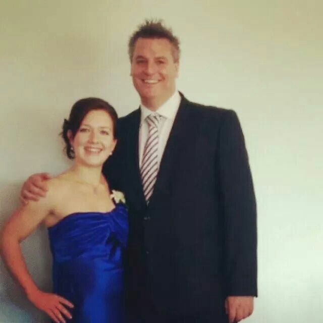 Se and Becci's wedding, August 2014.