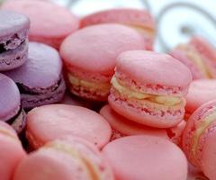 !!: Macaroons, Sweet, Food, Yum, Pink, Macaroons, Dessert