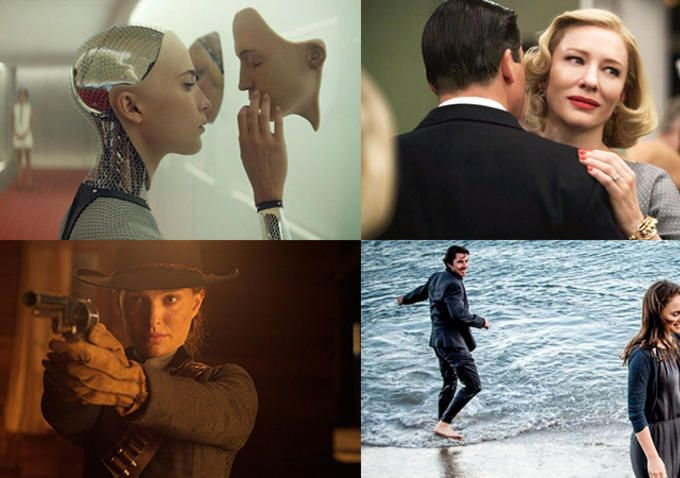 "The 40 Indie Films Indiewire is Most Excited to See in 2015 ""Ex Machina,"" ""Carol,"" ""Jane Got a Gun"" and ""Knight of Cups"""