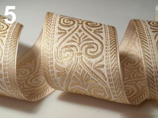 Lemovka, doplňky k textiliím - pro různé závěsy, opony