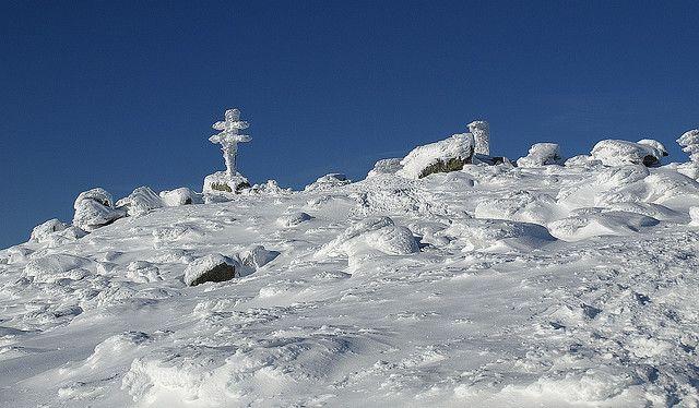 Dumbier peak in Low Tatras #Slovakia