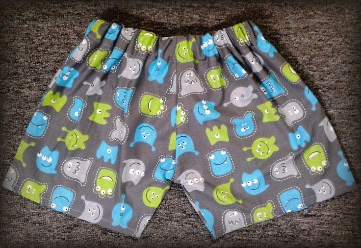 Short pyjama  - patron et tuto - Toutes tailles et pour toute la famille!