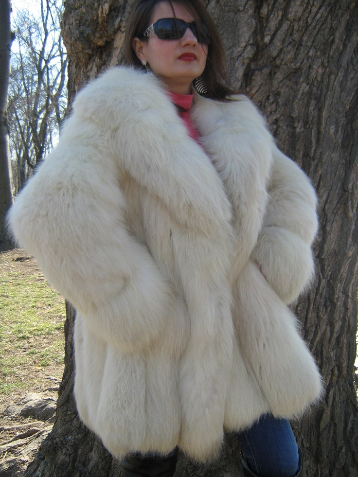 The vast majority of fox fur used in apparel is farm-raised (often from Scandinavia), and is available in the widest range of natural colors of any fur, apart from mink, including silver, crystal, red, gray and white/5().