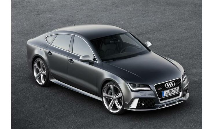 #Audi RS7 Sportback: A Sports car with brutish charm