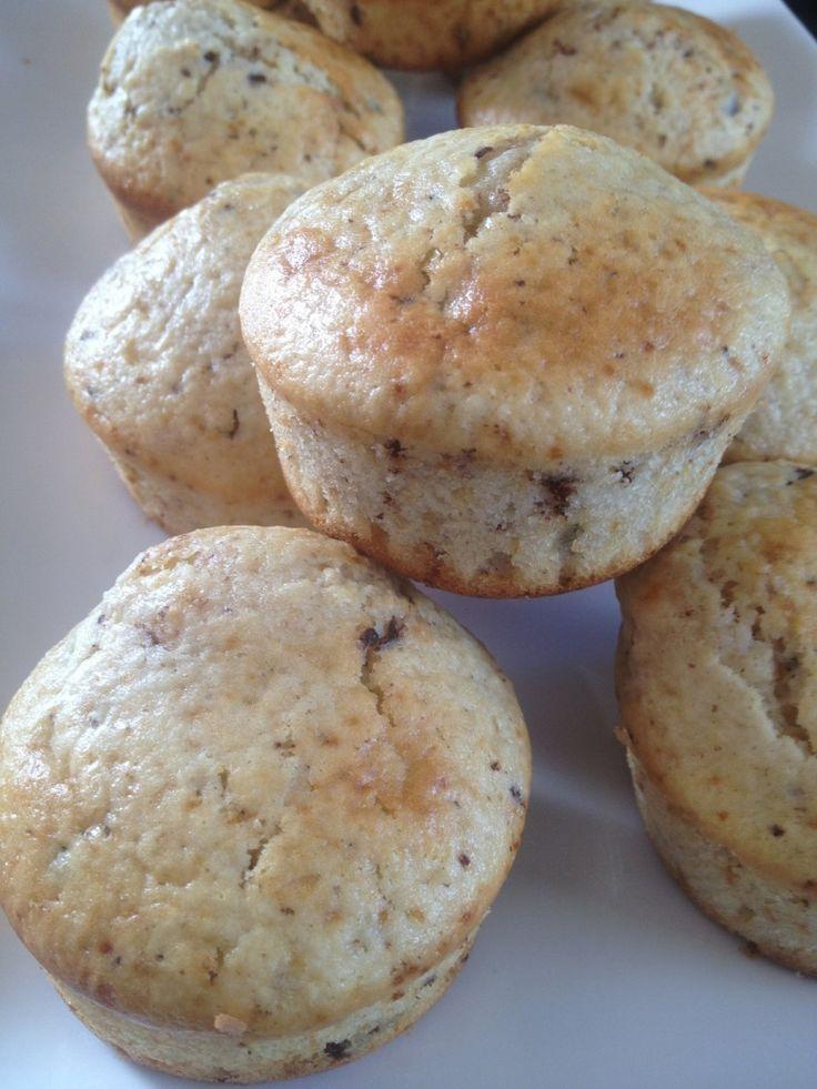 J'adore les muffins ! De plus, lorsqu'on est au régime ou que l'on essaie tout simplement de faire attention, des petits gâteaux individuels sont plus faciles à gérer ! pour 12 muffins 3 pp / muffins (weight watchers) -120 g de farine -1/2 sachet de levure...