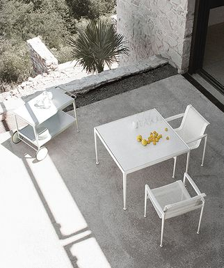 1966 outdoor dining table