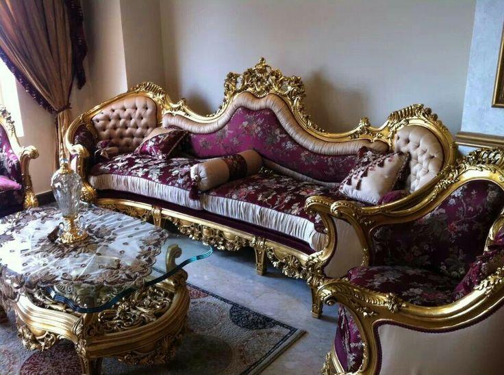 Rococo rococo in french pinterest rococo antique for Rococo decorative style