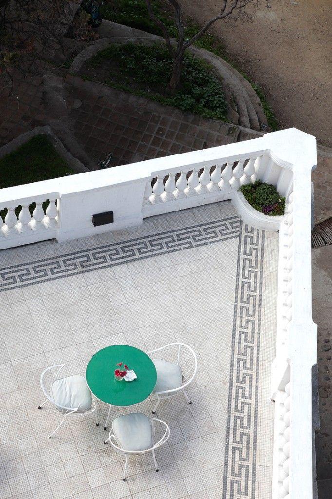 DECO TOURS: Hotel Palacio Astoreca, Valparaíso. - The Deco Journal
