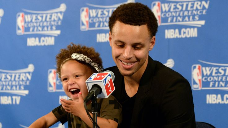 Stephen Curry's adorable daughter sparks NBA Twitter's dumbest 'debate' ever Stephen Curry #StephenCurry