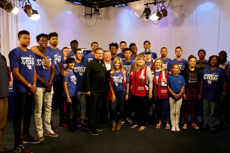 BREAKING: John Calipari raises over $1,000,000 for Hurricane Harvey relief | Kentucky Sports Radio