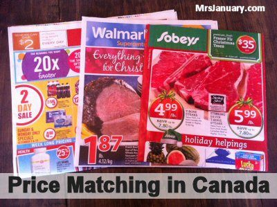 Price Match Policies (Canadian Stores)! Price matching in Canada is a fantastic way to save money. Instead of having to shop at multiple stores to get all
