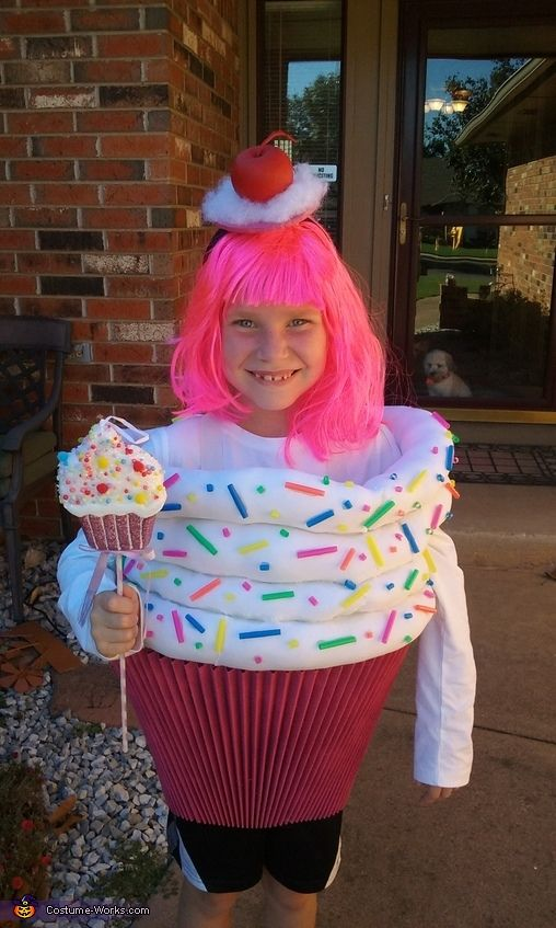 Best 25 cupcake fancy dress costume ideas on pinterest cupcake cupcake halloween costume contest at costume works solutioingenieria Images