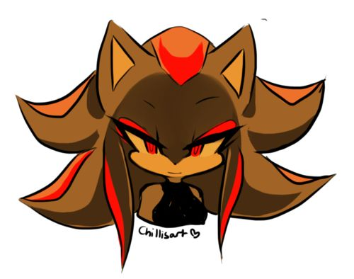 Gender bend Shadow<3 What do you think her name would be?
