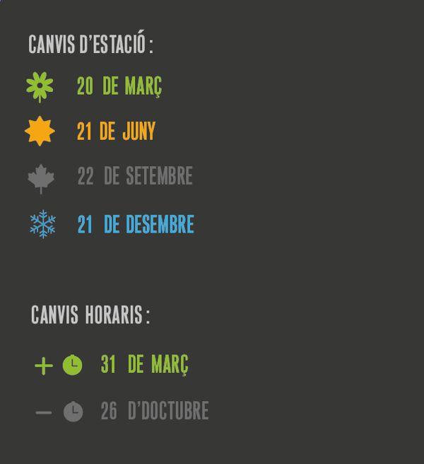 Calendari 2013 by Joan Hurtado, via Behance