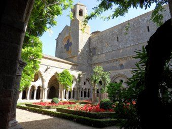 Fontfroide Abbey (Narbonne)