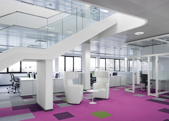 Informal | BIPAs Colorful and Productive New Headquarters