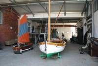 Schiffahrtsmuseum: Husum