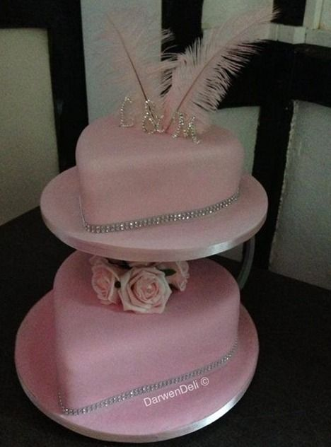 Darwen Deli Wedding Cakes