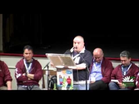 Stefano Balestra - Delegato FIM - Indesit di Fabriano