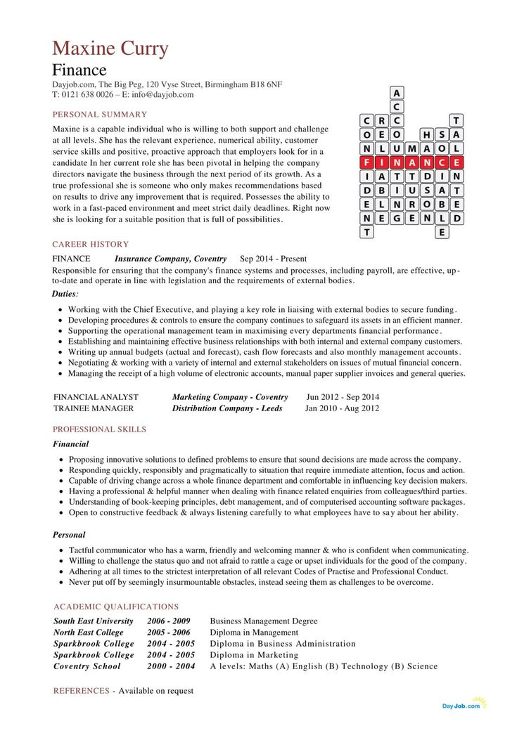 24 accounting resume examples 2020 in 2020 finance