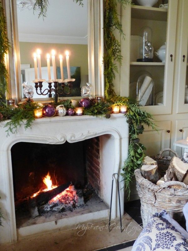 The 25 best french country mantle ideas on pinterest for French country fireplace