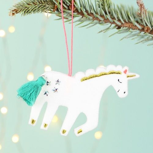 Unicorn Decoration by Meri Meri