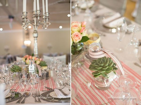The Hertford Hotel | Wedding Guest Tables