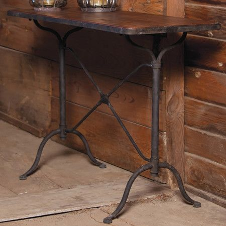 Metal Hall Table 152 best tables (side, sofa, dining room, occasional) images on