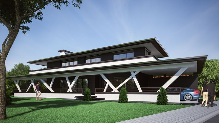 """""""OBLIQUE"""" HOUSE by NOVELTY AE"""