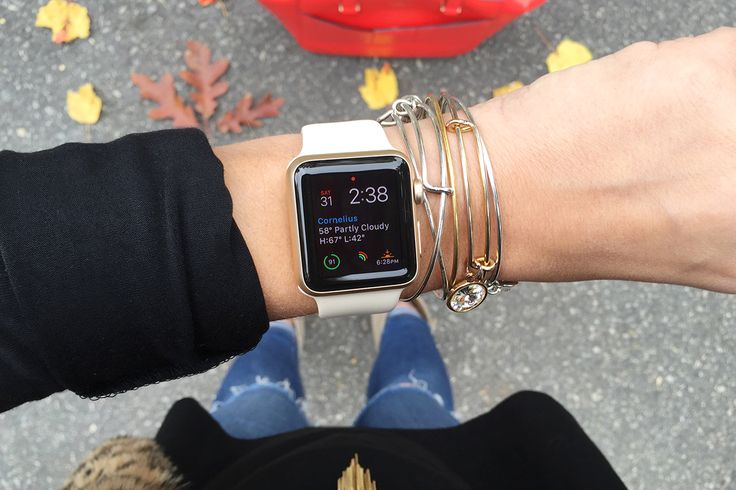 A totally superfluous present has easily become a can't-live-without-it staple and I had to share it with y'all! My (amazingly sweet and thoughtful) boyfriend recently surprised me with the 38mm Gold Aluminum Apple Watch Sport. I hadn't even considered one before but after a few weeks wearing it, I don't know how I survived without it. They definitely aren't cheap, but they are actually less ...