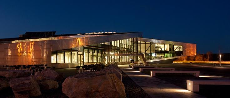 INSPIRIA science center