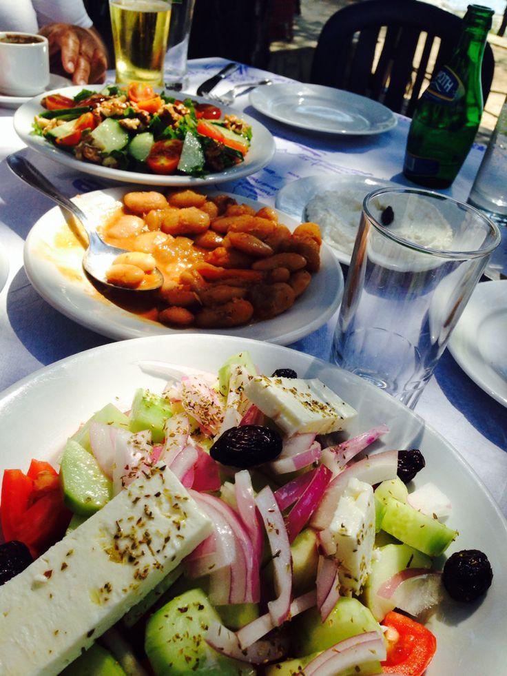 Greek fresh good food #Thassos