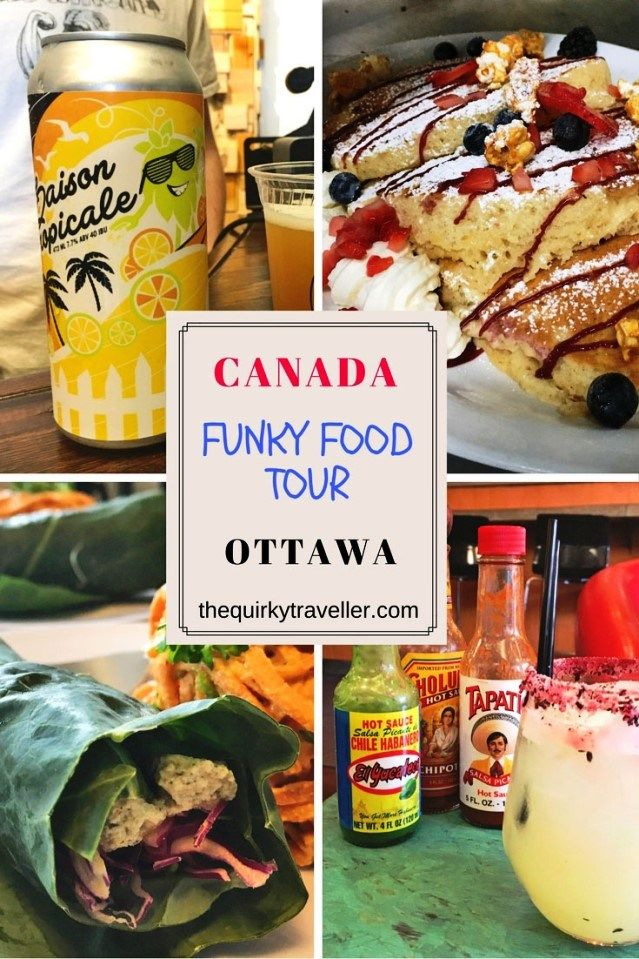 Join us on an Ottawa Food Tour Canada