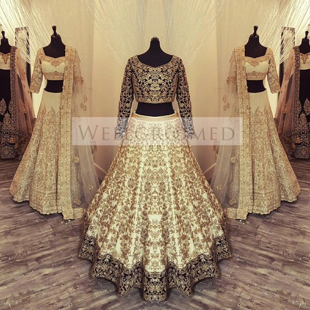 """""""A beautiful white colour palette presents timeless beauty with a modern twist"""" The possibilities of creating your dream outfit are endless at Wellgroomed! All of our pieces can be customized to meet your personal style (fit, colour, fabric etc) Email us at sales@wellgroomed.ca #allthingsbridal #indianfashion #wedding #bride #style #fashion #designer #glamour #makeup #beauty #picoftheday #happy #igers #me #love #instamood #instagood #married #beautiful #indian #punjabi #sikh #bestoftheday"""