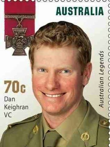 Commonwealth Stamps Opinion: Victoria Cross Recipients Commemorated By Australia Post. These are excellent stamps and feature brave Australians whom Australia Post rightly recognises as worthy subjects for the honour of being depicted on a postage stamp. #stampcollecting