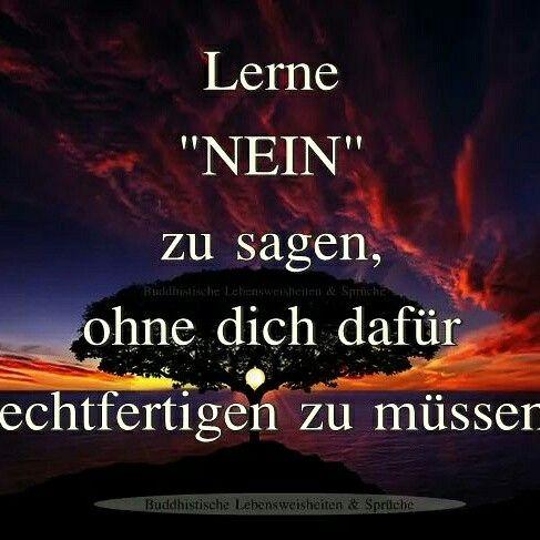 #lerne #nein zu #sagen