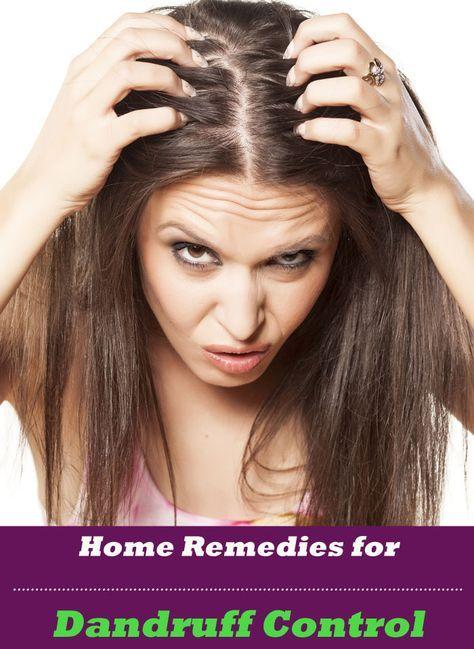 Home Remedies for Dandruff Control - TechMedisa