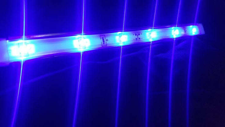 LED strip lighting accessories designed for pontoon furniture.  Each LED strip light is designed to install under your pontoon seat bases. You will receive a le