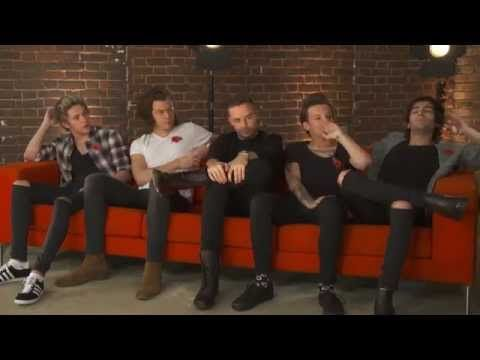 One Direction: FOUR HANGOUT - I'm case anyone missed it like I did.