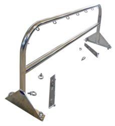 #Portabombole in #acciaio #inox #removibile su www.trinoxshop.com