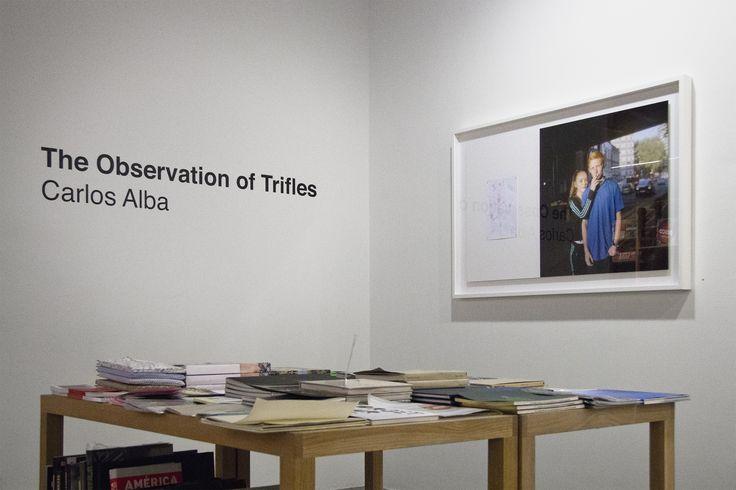 The Observation of Trifles, Carlos Alba, La Fabrica