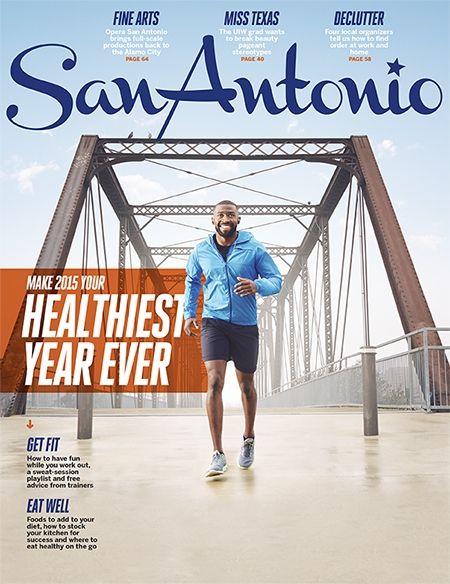 In This Issue January 2015 San Antonio Magazine January 2015 San Antonio   98 best images. Decluttering San Antonio   cpgworkflow com
