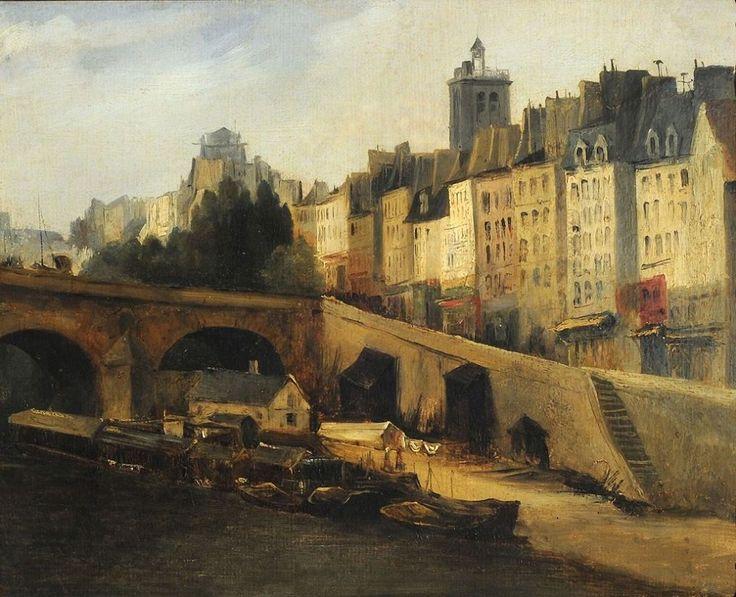 Charles-François Daubigny - Pont Marie