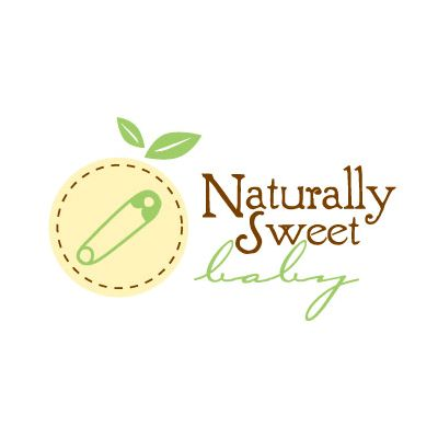 Natturaly Sweet Baby Logo