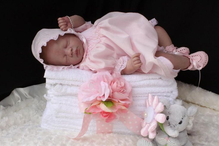 reborn baby kit by jpodys on Etsy
