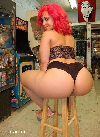 Porn ass pinky star