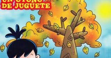 Os traigo un cuento para el otoño escrito por Cleri Evans y publicado en la revistaMaestra Infantil N.º 72 , de Septiembre 2009. Es muy...