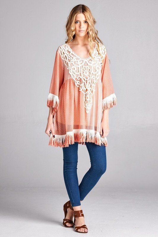 Sheer Delight Tunic Dress/Top (All Sizes) – Gypsy Outfitters -  Boho Luxe Boutique