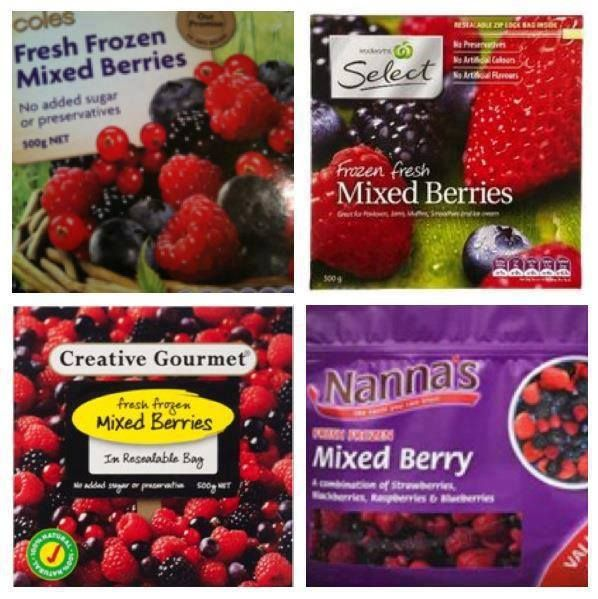 Important...be aware of what is in the berries you eat. These berries have been found to contain high levels of toxic chemicals. Click on the picture to read in full!