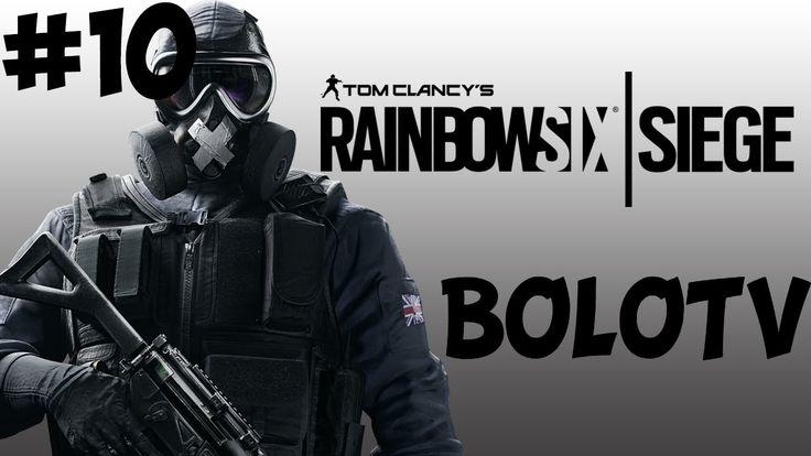 Zajebisty Gameplay - Rainbow Six Siege PL [Gameplay/Zagrajmy #10]